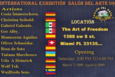 Salon del Arte Miami USA